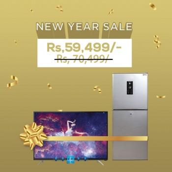 Changhong Ruba - New Year Bundle Offer -  CHR-DD308SP - L32G3EM
